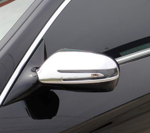 Mercedes SLK R171 2008 to 2011 mirror covers